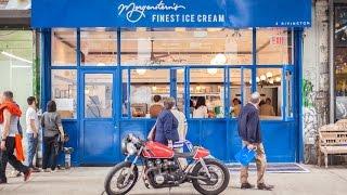 Taste The Craziest Ice Cream Flavors In Nyc