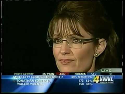 CBS News - Election Night Coverage - 11/4/2008 - Pt. 3 (Obama Wins)