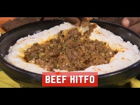 Cook the book beef kitfo youtube forumfinder Image collections