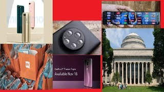technology news day 2 | 5g phone | AI college | Nokia penta lens | Oppo A7 | Asus triple camera