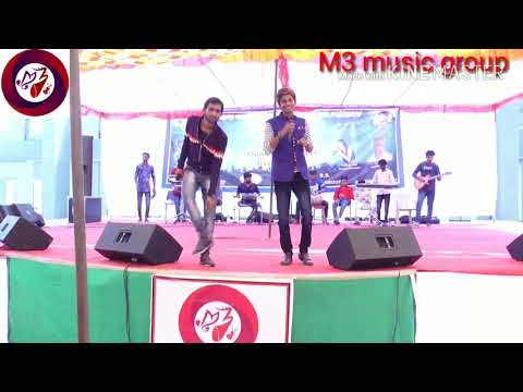 sameer Hussein m3 music group live concert in ecb college Bikaner