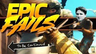 CS:GO - EPIC Fails!