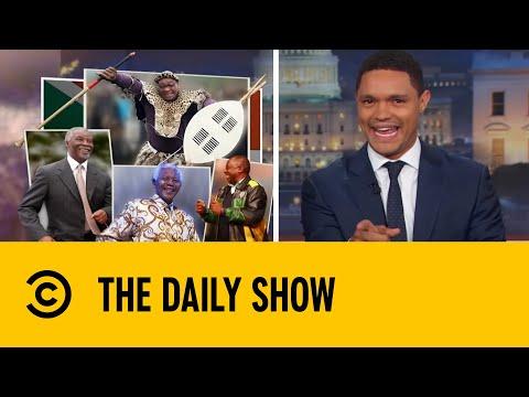 The Roast Of Barack Obama   The Daily Show With Trevor Noah