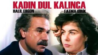 Kadın Dul Kalınca - Türk Filmi