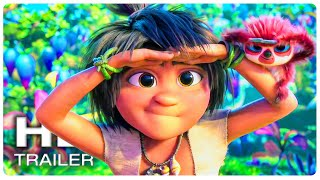THE CROODS 2 A NEW AGE Trailer #2 Official (NEW 2020) Animated Movie HD