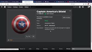 How To Get Captain America's Shield | Roblox Egg Hunt 2019