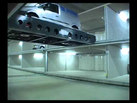 Autopark Parking Full Automatic Car Parking System Youtube