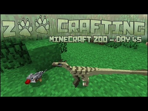 Surprises in the Prehistoric Aviary!! 🐘 Zoo Crafting: Season 2 - Episode #45