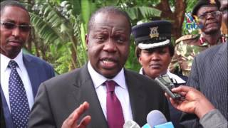 KCSE class of 2016 sits for national exams under tight security