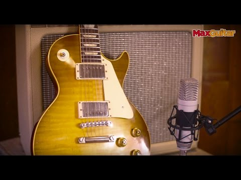 """Max Guitar - Gibson True Historic and CC #24 """"Nicky"""""""