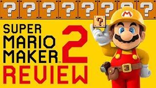 Super Mario Maker 2 - Inside Gaming Review