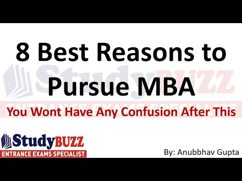 Career after MBA: 8 reasons why should you do MBA? You won't have any confusion after this