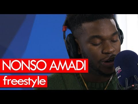Nonso Amadi Surprises Us As He Raps On Tim Westwood (WATCH VIDEO)