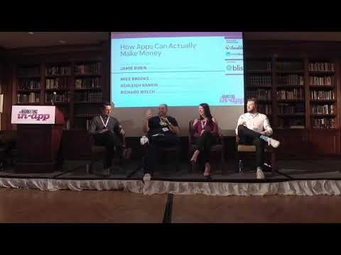 Panelists Tell How Apps Can Make AND Lose Money