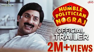 Humble Politician Nograj | Official Trailer | Danish Sait | Saad Khan