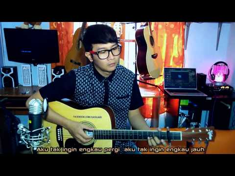 (D'wapinz)  Berharap Kau Setia - Nathan Fingerstyle Cover