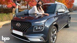2021년형 현대 베뉴, 소형 SUV에서 차박은 처음이…