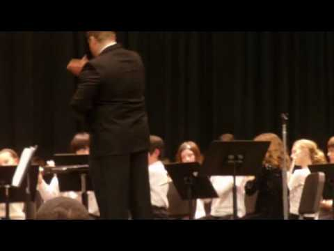 2010 Thompson Brook School Winter Concert (Band)