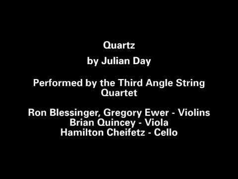 Quartz, by Julian Day