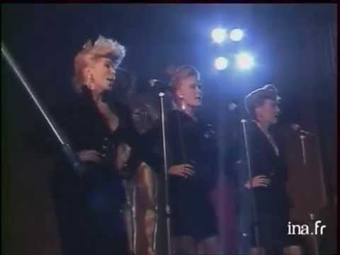 """Kid Creole & The Coconuts """"Pepito"""" (live officiel) - Archive INA"""