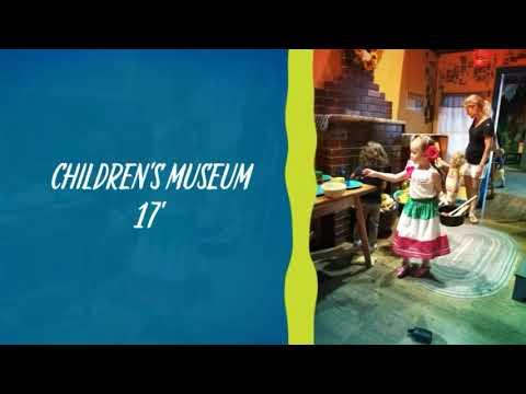 Alexia at Children's museum Houston
