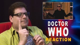 DOCTOR WHO Reaction - Series 10 -