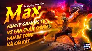 LIÊN QUÂN | Trải nghiệm Skin mới Max Thần Đồng Sinh Hóa cùng FUNNY GAMING TV