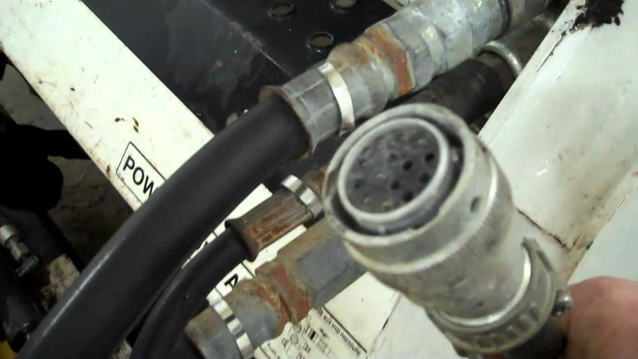 medium resolution of used erskine 72 high flow snow blower universal skid steer mount tri state bobcat 715 781 3940
