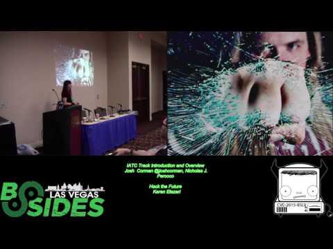 IATC - Hack the Future - Keren Elazari