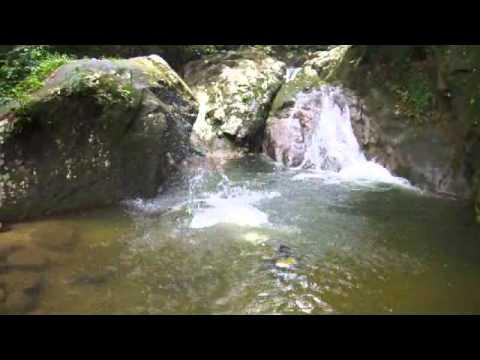 Eksplorasi Santai Air Terjun Lubuk Petai Rembau Negeri Sembilan 6 5 2012 Youtube