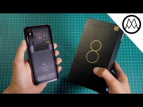 Xiaomi Mi 8 Pro UNBOXING!