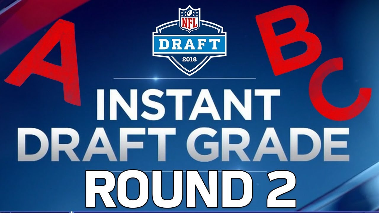 2nd Round 2018 NFL Draft Grades | Bucky Brooks | NFL