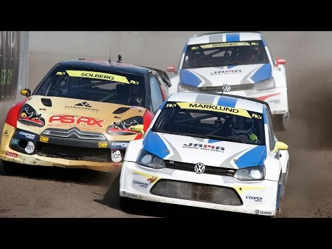 CANADA RX SUPERCAR HEAT 2 RACE 4 - FIA WORLD RALLYCROSS CHAMPIONSHIP