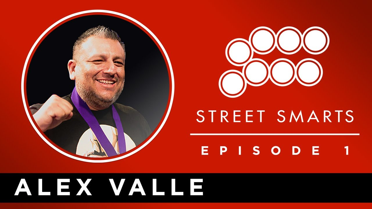 Street Smarts - Episode 1 (Alex 'CaliPower' Valle webinar) 2020