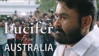 Cine ReactZ | Lucifer Movie Review From Australia | Mohanlal | Prithviraj | Manju Warrier |
