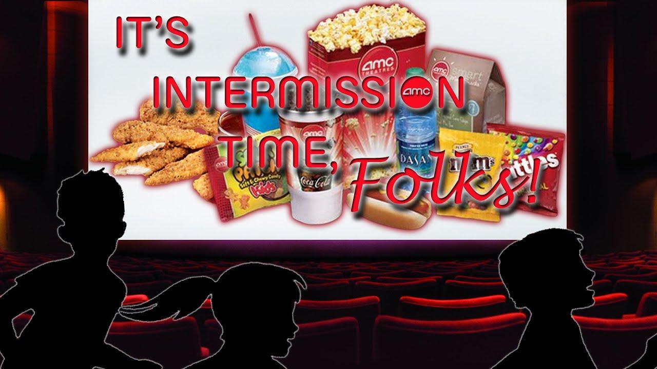 will intermissions return to movie theatres � amc movie