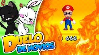 ¡El día de la bestia! - #16 - Duelo de novios 2019 (New Super Mario Bros U DX) con @Naishys