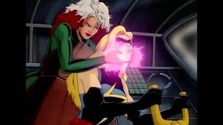 Vampira quase MATA Capitã Marvel(Carol Danvers)