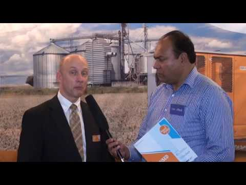 Effective Grain Storage Techniques by Dr Claus M. Braunbeck of FrigorTec Technologie GmbH