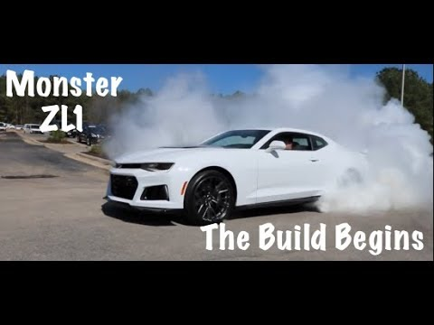 Record Setting Camaro ZL1 Gets A New Heart