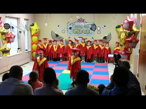 Nastya's Graduation 2015 Yachad Kids academy(30)