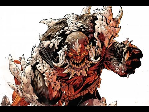 Profile Doomsday part 1 of 2 | Comic Book University