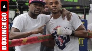 "MAYWEATHER: ""KEITH THURMAN KEEPS DUCKING ERROL SPENCE JR; EVERYBODY DUCKING ERROL!"""