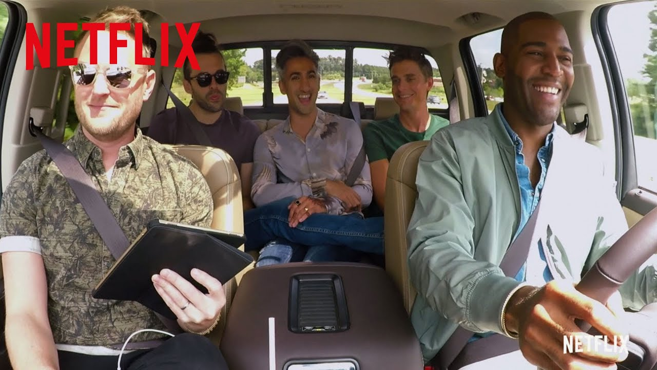 Queer Eye | Seizoen 2 | Officiële trailer [HD] | Netflix