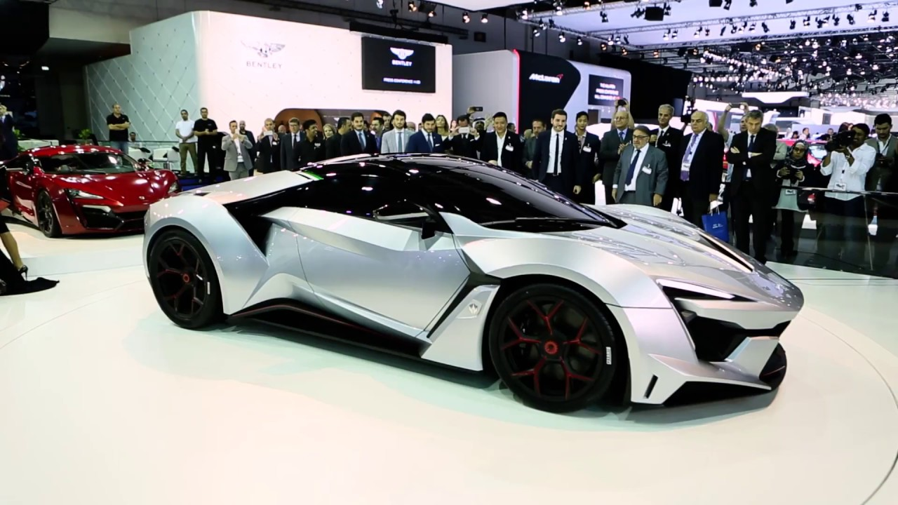 W Motors Fenyr >> W Motors Fenyr SuperSport e Lykan - YouTube