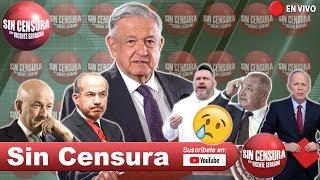 EN VIVO #CiroGomezLeyva defiende a #GarciaLuna. #AMLO mete periodicazo a #RivaPalacio 22/1/2020