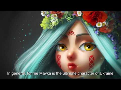 Mavka. The Forest Song: Work in Progress
