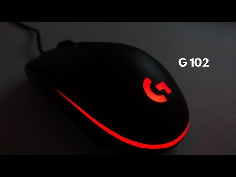 Logitech G102 Gaming Mouse Review!