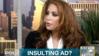 WPIX News: Pamela Geller Files Free Speech Lawsuit Against MTA
