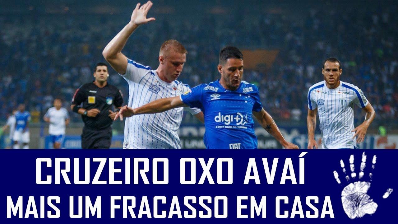 Resultado de imagem para Cruzeiro 0 x 0 Avaí